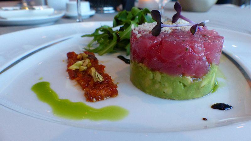 Azamara: Example of food