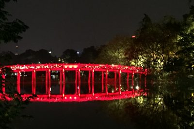 Globetrotting in Southeast Asia:Hanoi at Night