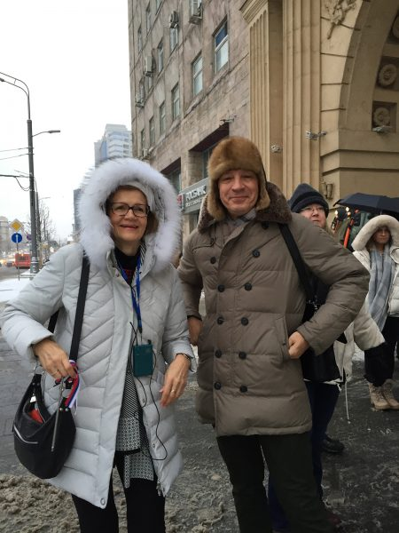 Our Russian Guides