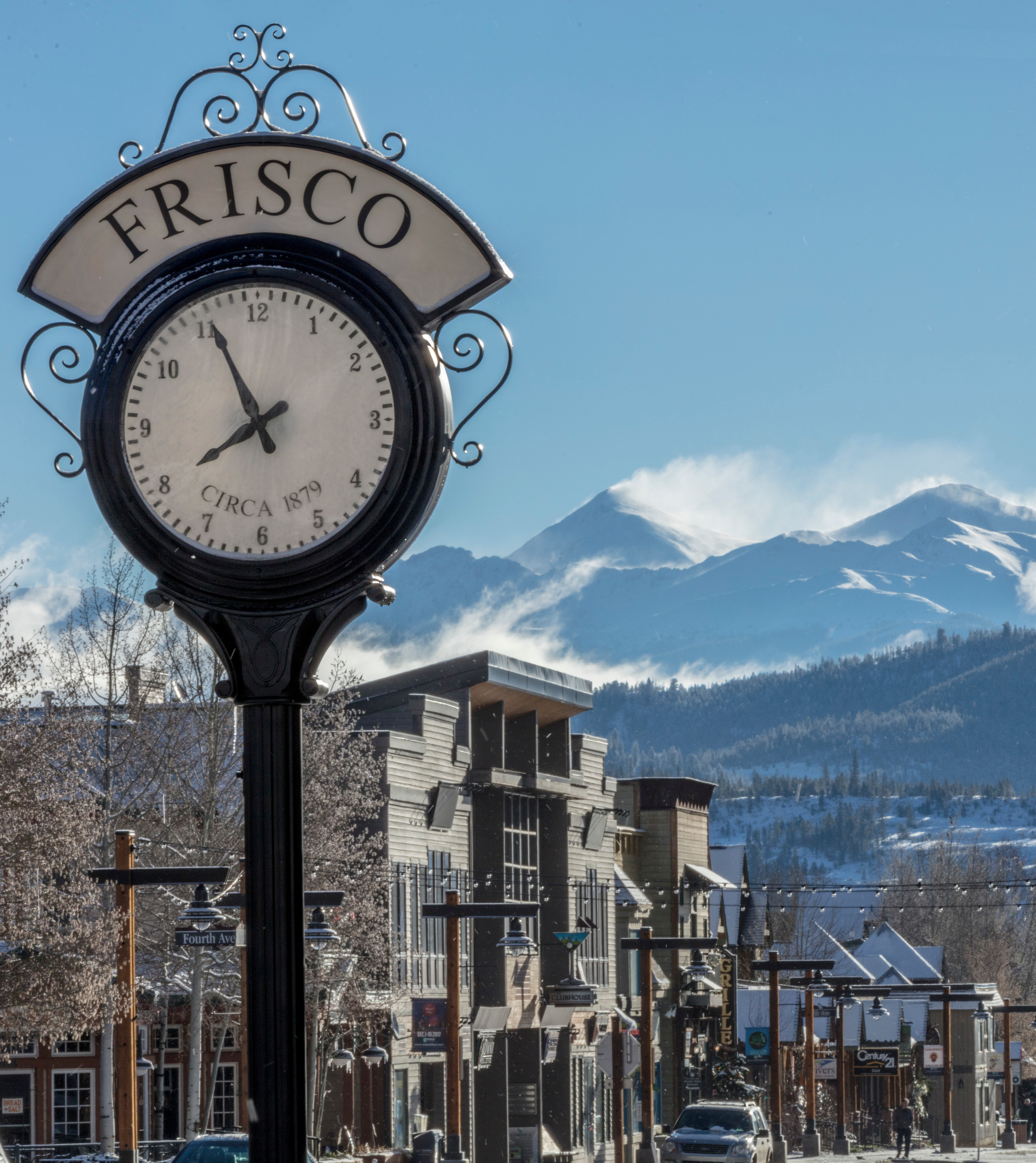Frisco, CO | Photo Credit: Todd Powell