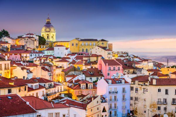 Lisbon: Alfama Neighborhood