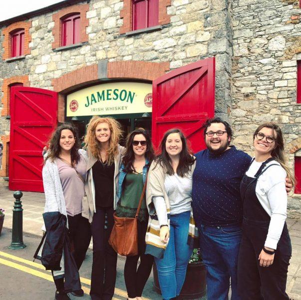 Ireland: Jameson Whiskey Tour