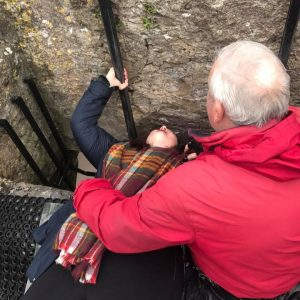 Ireland: Kiss the Blarney Stone