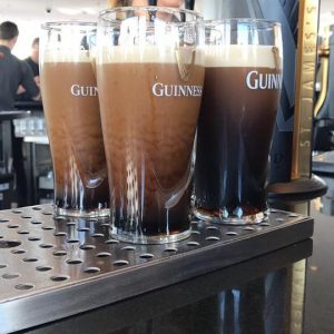 Ireland: Perfect Pint at Guinness Storehouse