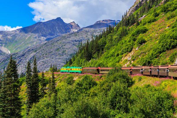 Yukon, Alaska by Train