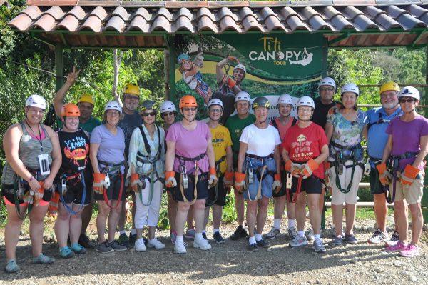 Costa Rica - Zip Line Group