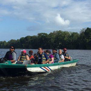 Costa Rica - Boat Ride