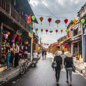 Vietnam City Hoi An