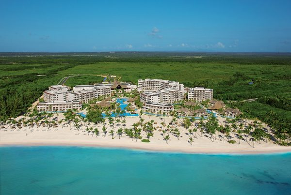 Aerial View - Secrets Cap Cana - Punta Cana, Dominican Republic